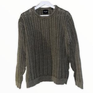 Only & Sons Green Sweater Size XL